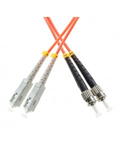 Patchcord MM SC/UPC-ST/UPC...