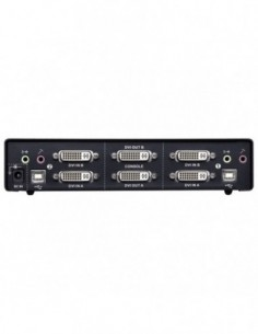 ROLINE KVM Switch, DVI, USB