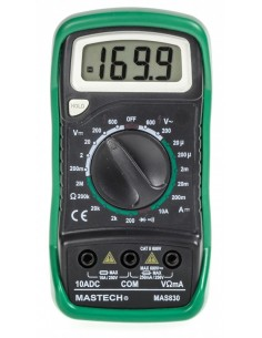 Mastech MAS830 - Multimetr...