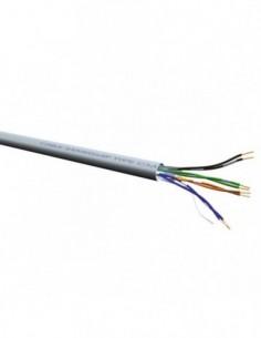 Kabel UTP Kat.6 drut AWG24...