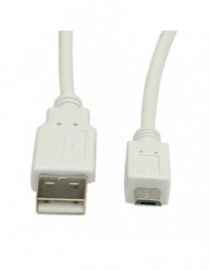 Kabel USB 2.0 Typ A M -...