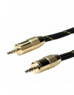 ROLINE Kabel audio GOLD...