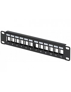 PATCH PANEL KEYSTONE...