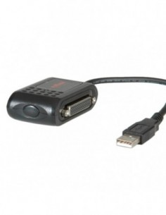 Roline Adapter USB - RS232...