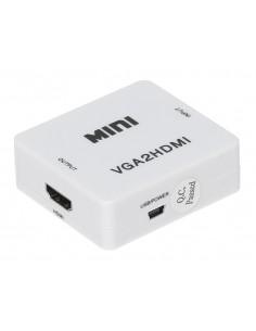 KONWERTER VGA+AU/HDMI-ECO