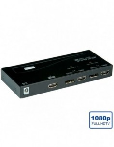 ROLINE HDMI/DisplayPort Switch