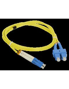 Patch cord SM LC-SC duplex...