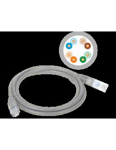 Patch-cord U/UTP kat.5e PVC...