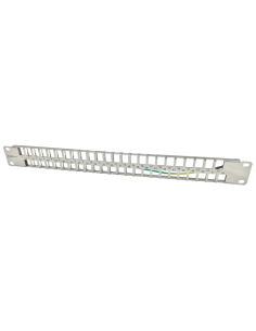 "Patch panel 19"" modularny..."
