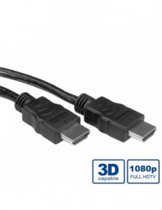 VALUE Kabel HDMI High Speed...