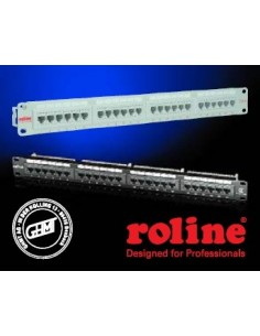 ROLINE Patch Panel 19 UTP...