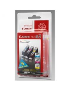 CANON CLI-521C/M/Y wkład...