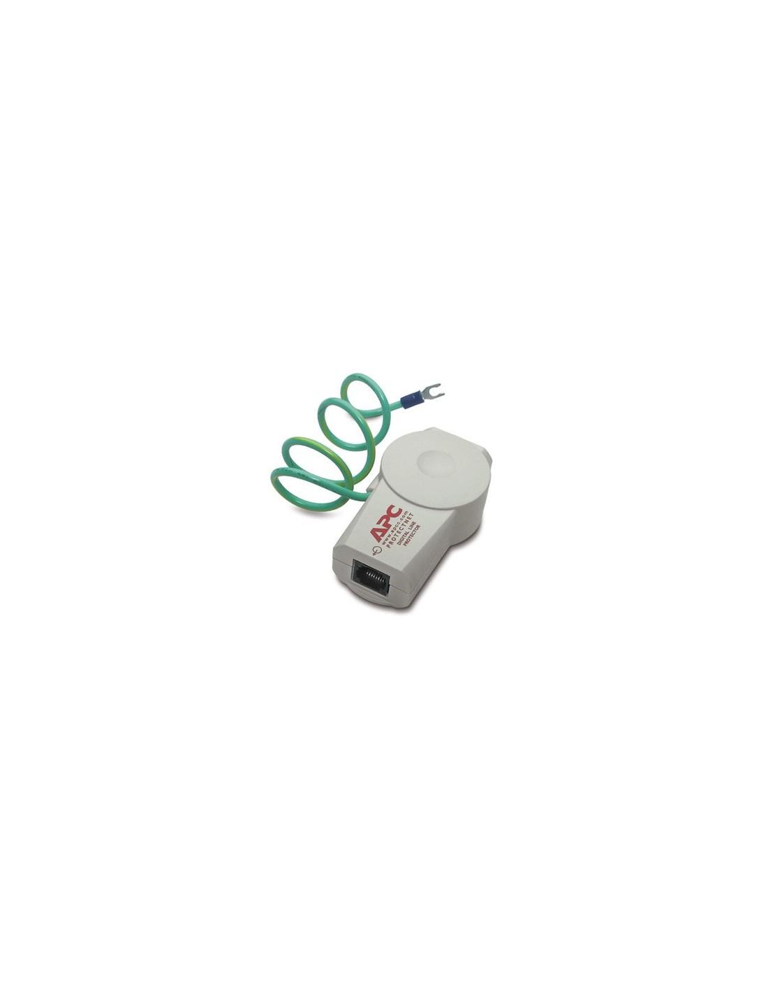 apc pnet1gb protectnet rj45 10 100 1000 filtr przeciwnapi cowy RJ45 Port opinie