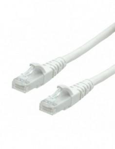 ROLINE PatchCord UTP Kat.6 LSOH Component Level biały 3m
