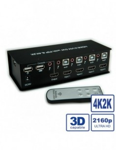 VALUE Switch KVM, 1 User -...