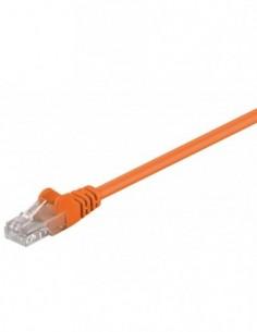 RB-LAN Patchcord UTP Pomarańczowy Cat.5e, 1m
