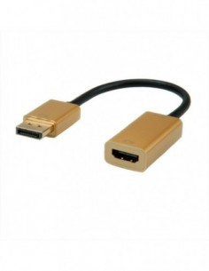 ROLINE Kabel Adapter GOLD,...
