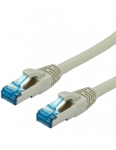 VALUE S/FTP Patch Cord Cat.6a, szary 3 m